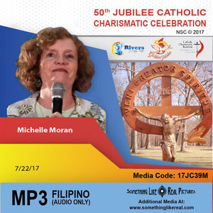 Walking in the Power of the Spirit Everyday by Michelle Moran; Filipino breakout (English language spoken)
