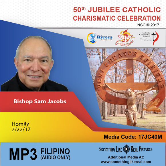 Following a Lifestyle of Holiness by Bishop Sam Jacobs (English, given in Filipino Breakout)