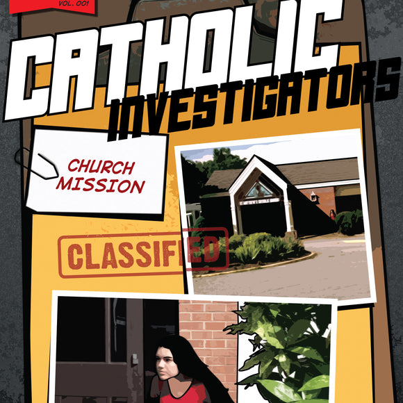 Catholic Investigators: Comic Book