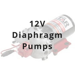 12V Diaphragm Pumps