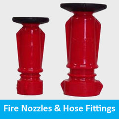 fire nozzles and hose fittings