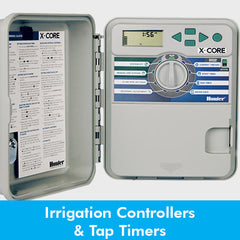 Irrigation controllers and Tap timers