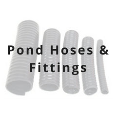 pond hoses and fittings