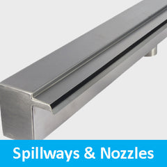 spillways and nozzles