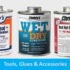 Tools, glues and accessories