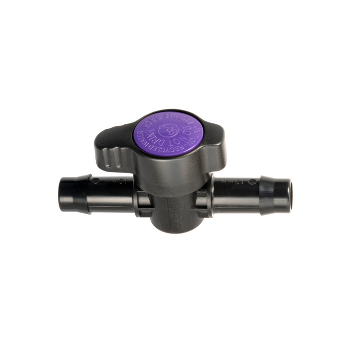 Antelco Purple Back Quick Action Valves