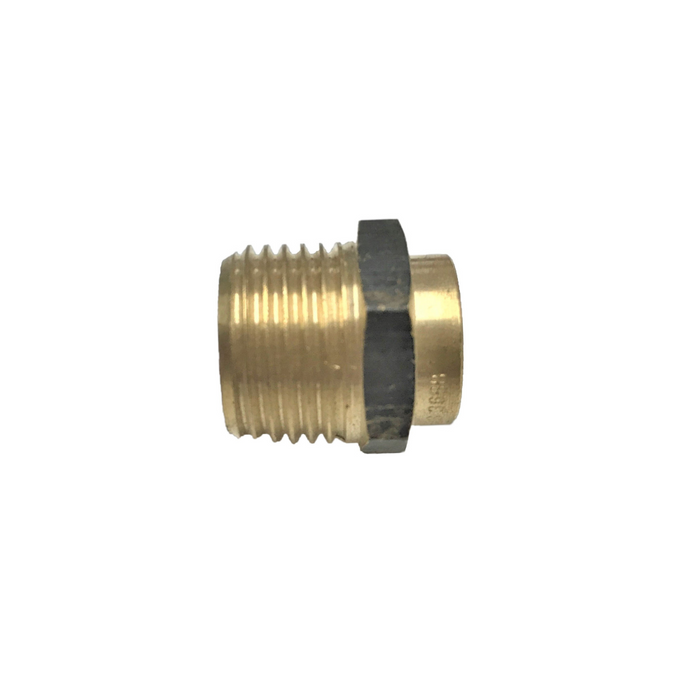 Brass Threaded Male to Copper Joiners