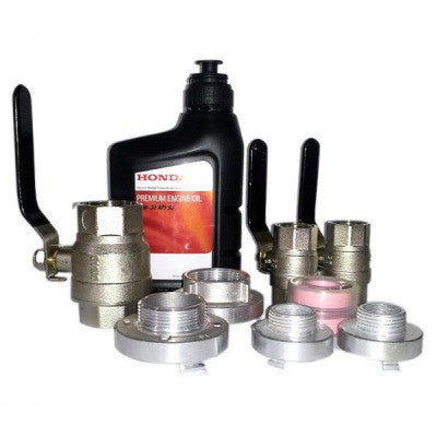 Storz Fittings Kit for Fire Pump
