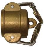 150mm Brass Camlock Fitting Part DC