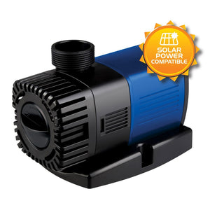 PondMax EVO II Series Low Voltage Pump
