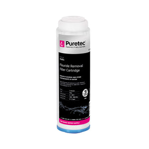 Puretec FL Series Fluoride Removal Cartridges