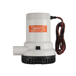 Seaflo Non-Automatic 01 Series Bilge Pump