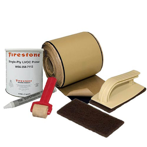 Fire Stone Quick Seam Joining and Repair Kits.