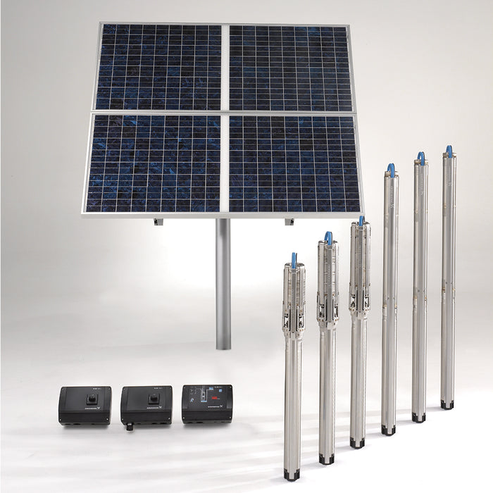 Grundfos Windmill Solar Replacement Kit Complete