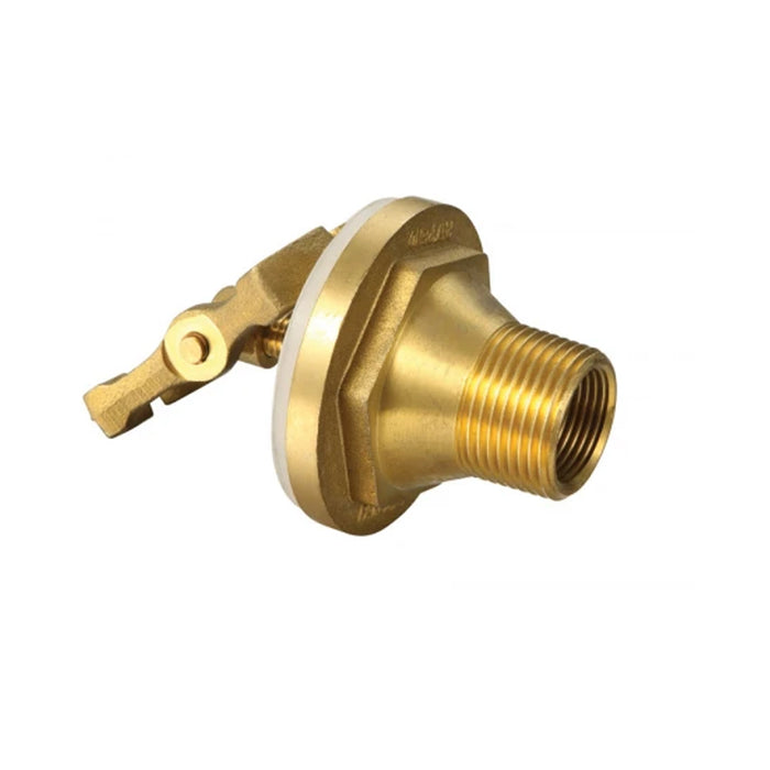 External Brass Tank Outlet