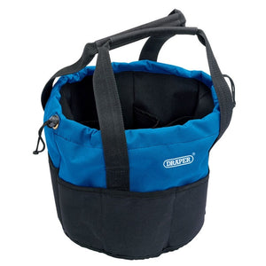 Draper 14 Pocket Bucket Tool Bag