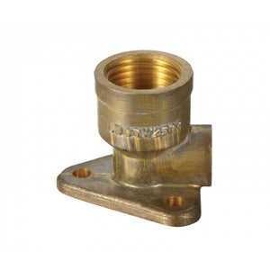 Brass Threaded Female to Copper Elbows
