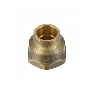 Brass Threaded Female to Copper Joiners