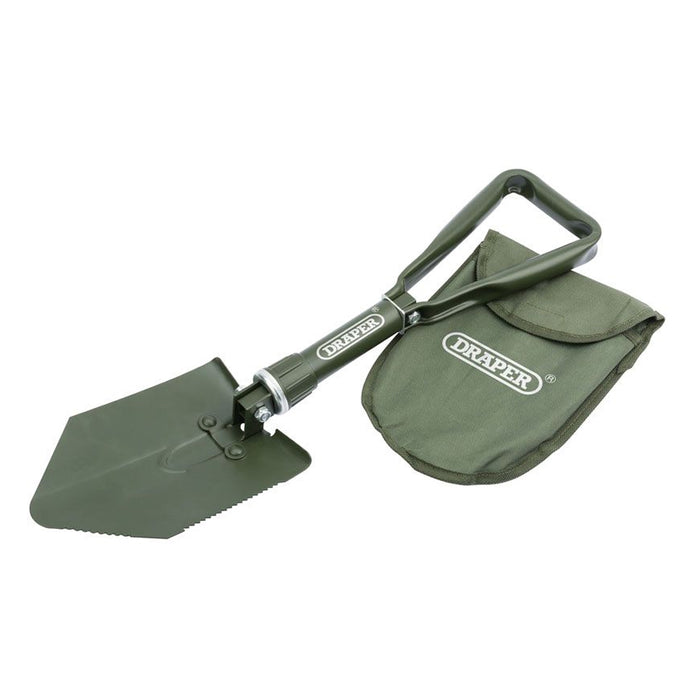 Draper Tools Folding Steel Shovel