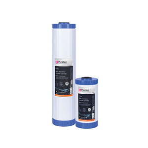 Puretec PL MaxiPlus Jumbo Series Pleated Sediment Cartridges