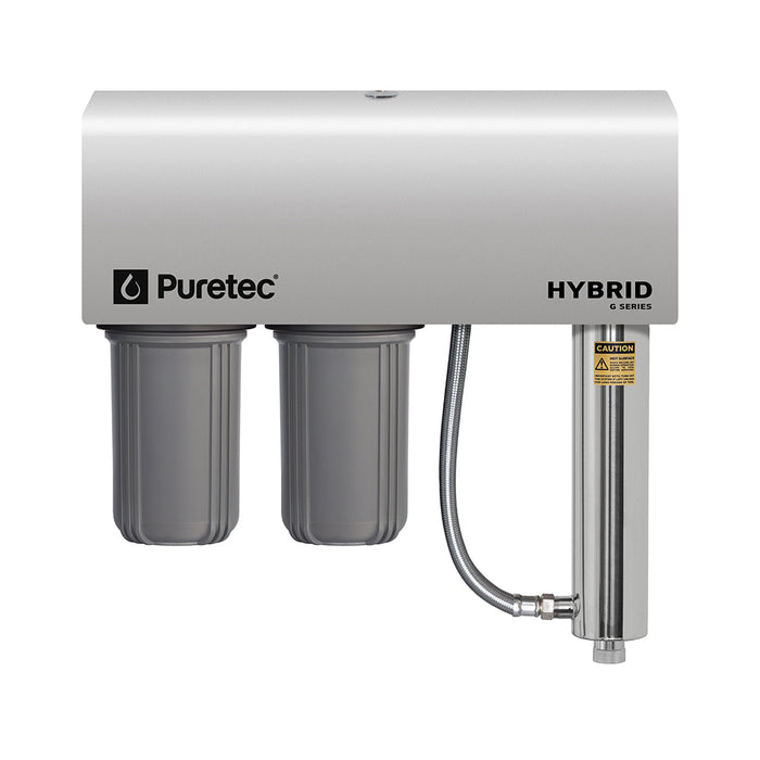 Puretec Hybrid G6 Whole House UV Filtration Unit