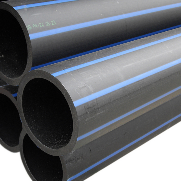 Metric Blue Line Pipe (HDPE)