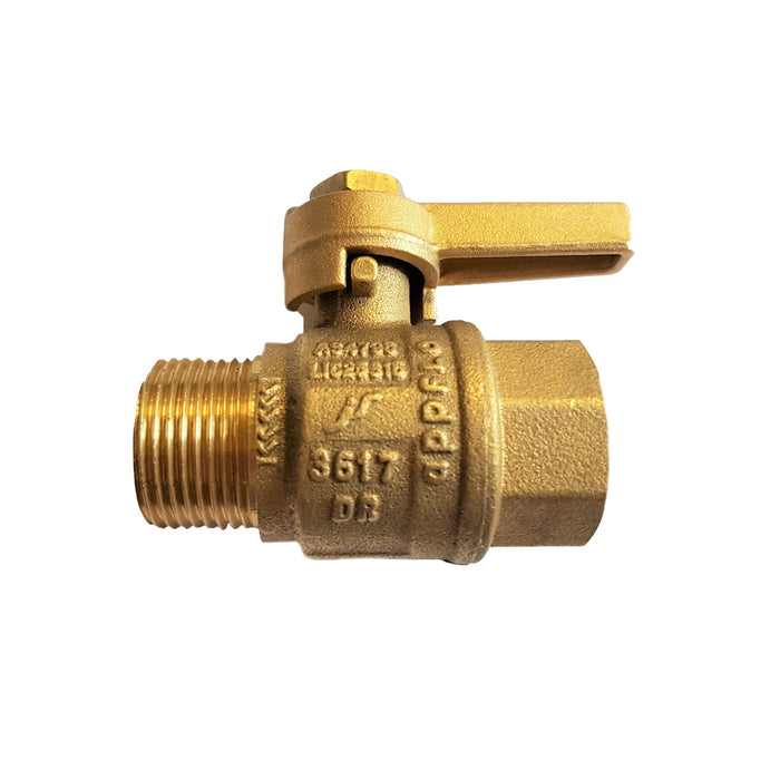 Brass Ball Valve MF