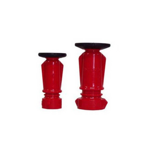 Red Nylon Power Jet Fire Nozzles