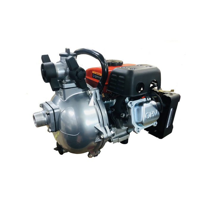Orange UP300 Petrol Engine Drive Utility Pump
