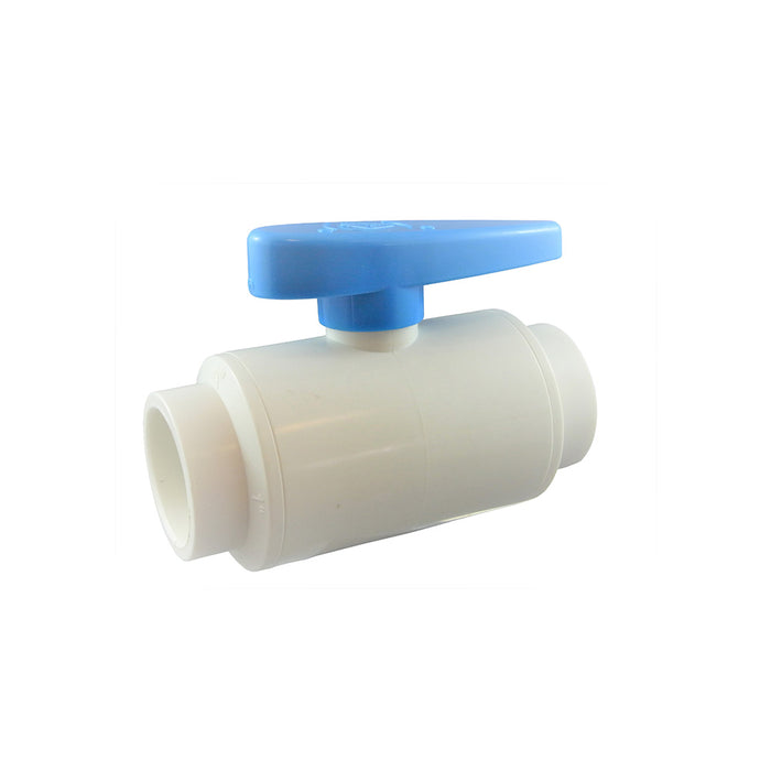 PVC Slip Ball Valves