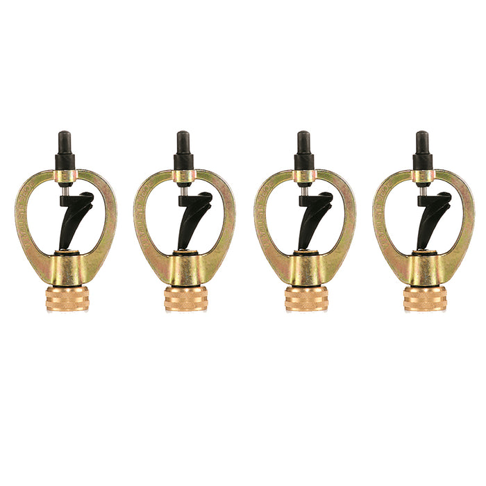 Toro Rotoframe Rotating Sprinkler - Pack of 4