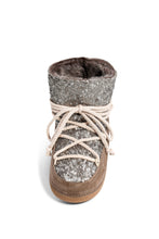Sequin Boot by Inuikii - in Beige