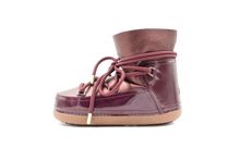Gloss Sneaker by Inuikii - in Melanzana