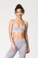 Mineral Wash Pinnacle Bra by NUX Active