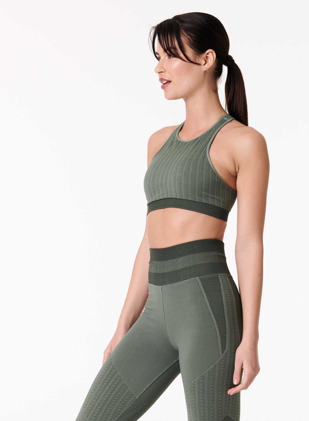 The Sprint Racer Bra Top by NUX Active
