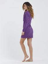 Irish Terry Sweater Dress