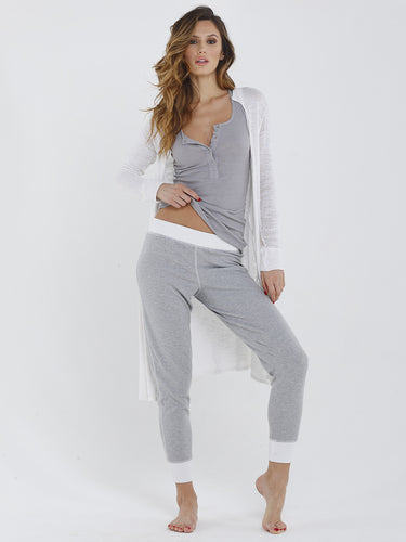 Contrast Jogger Pant