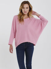 Long Sleeve Oversized French Terry Pullover