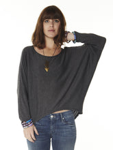 Perfect Hacci Jersey Pullover