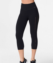 Mesh Up Crop Legging by NUX Active