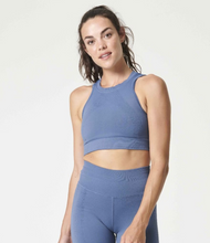 One by One Crop Bra Top by NUX Active