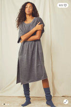 Cozy Cool Girl Maxi Tee Dress by Free People