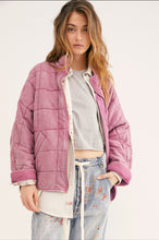 Quilted Dolman Jacket by Free People