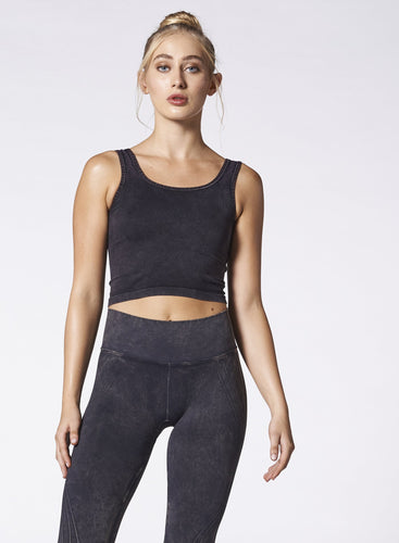 The Be Free Tank in Mineral Wash by NUX Active