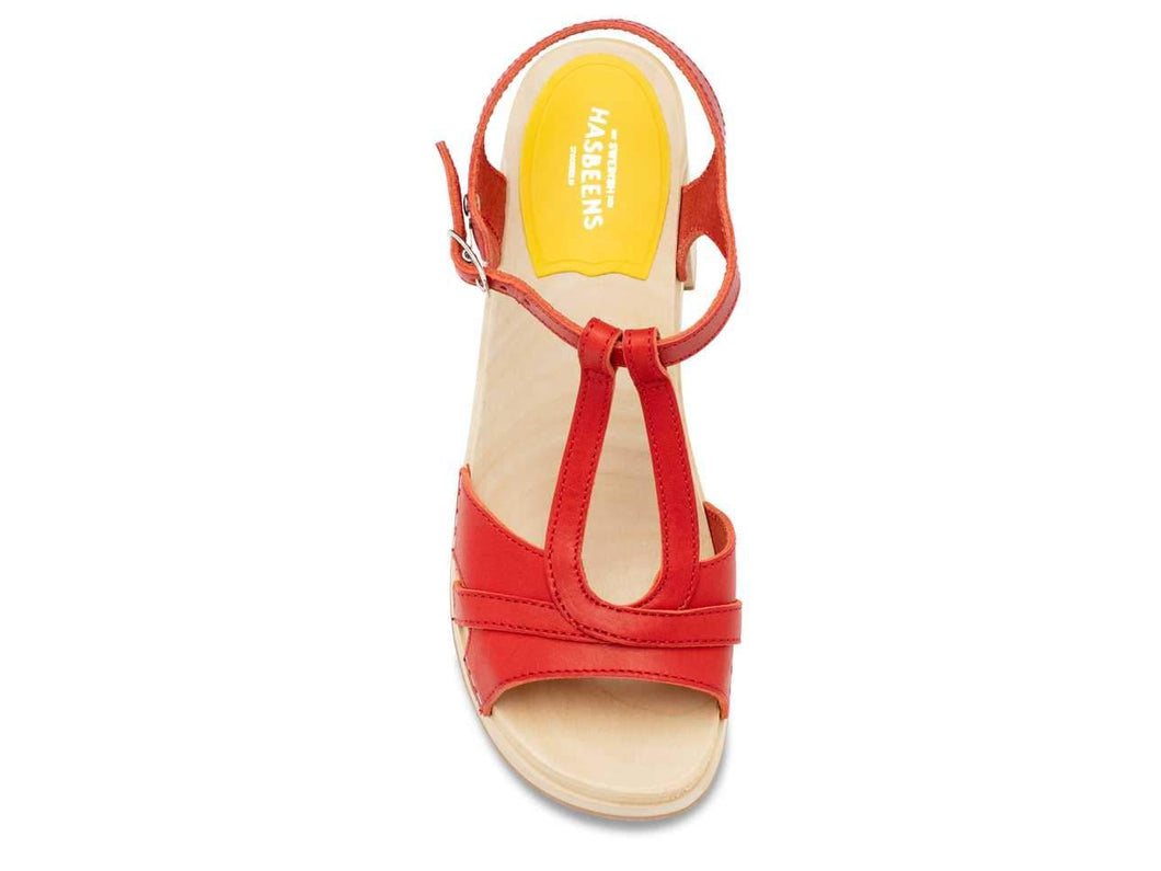 Ulla Clog Sandal by Swedish Hasbeens
