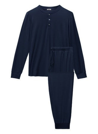 HENRY - THE MEN'S LONG PJ SET by Eberjey