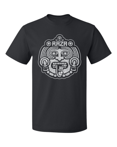 Raza Mask Tee Black
