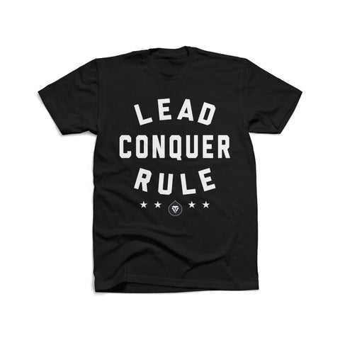 Copy of LEAD CONQUER RULE STARS