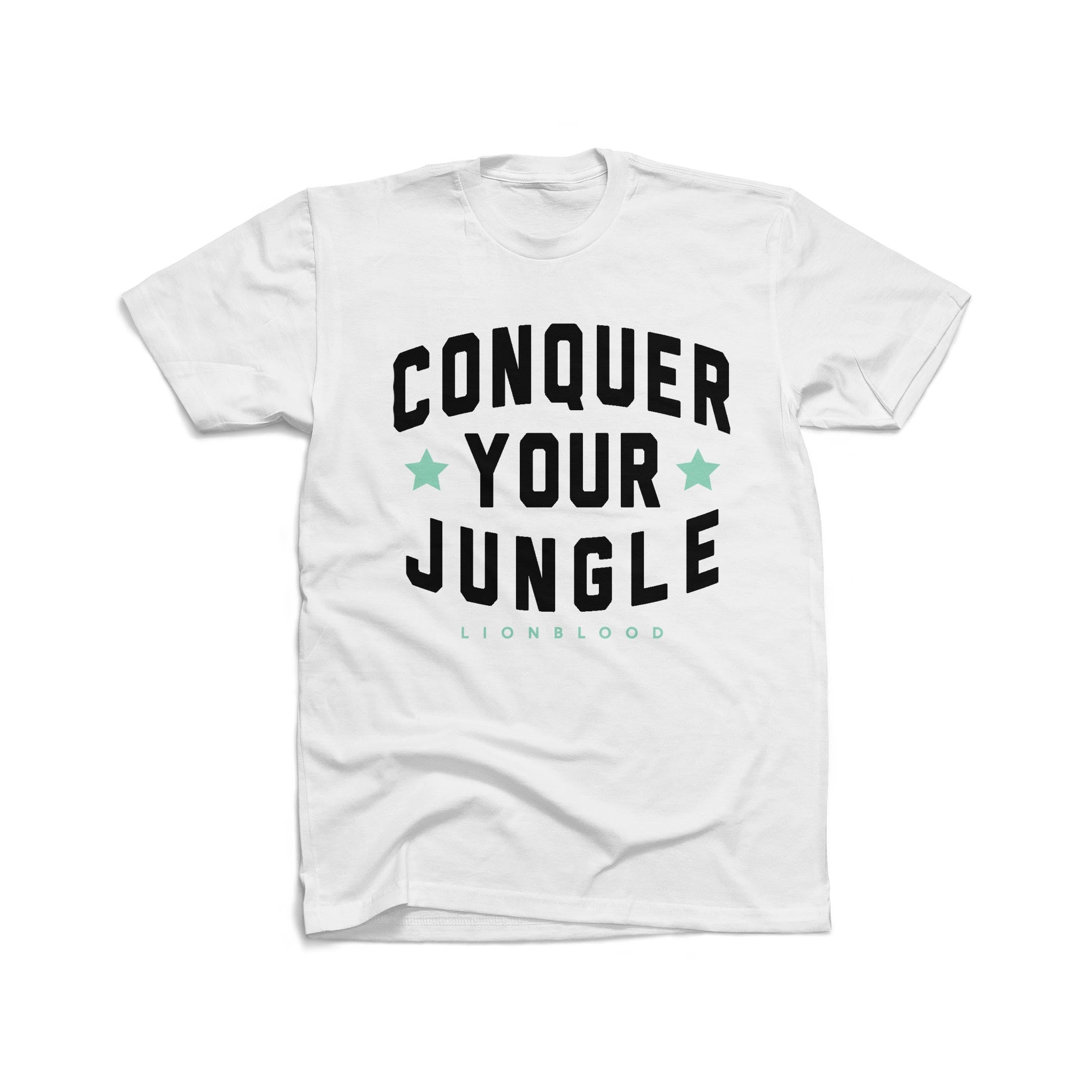CONQUER YOUR JUNGLE