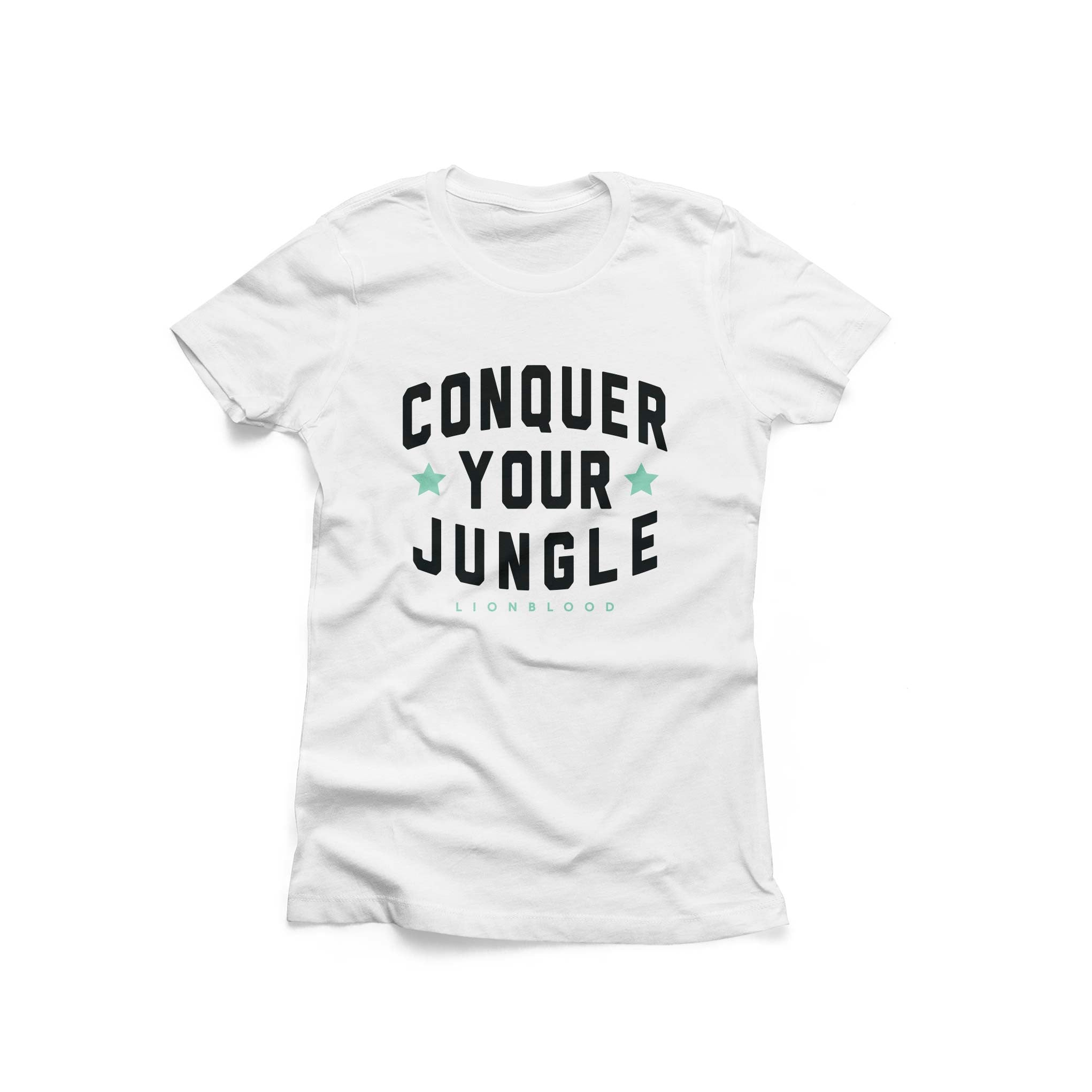 LADIES CONQUER YOUR JUNGLE